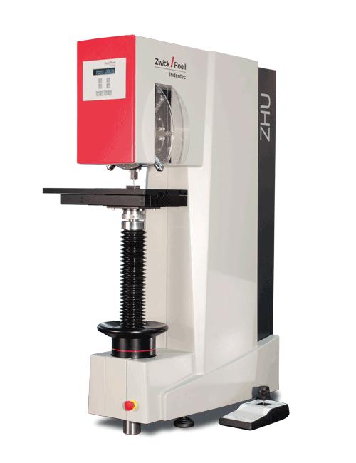 Bild zeigt Härteprüfmaschine ZHU250CL